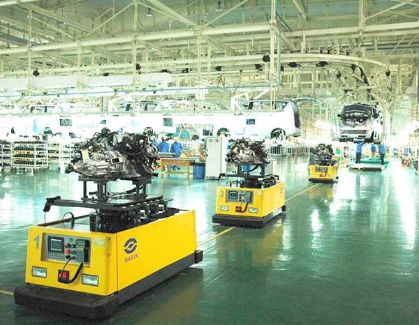 AGV车应用