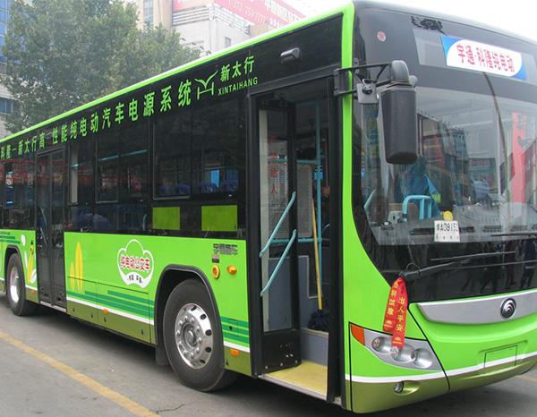 电动客车电源系统