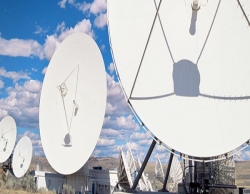 西藏军区微波通讯