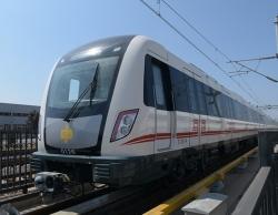 青岛四方郑州地铁1号线地铁项目