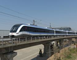 青岛四方时速140公里市域动车组(D型)